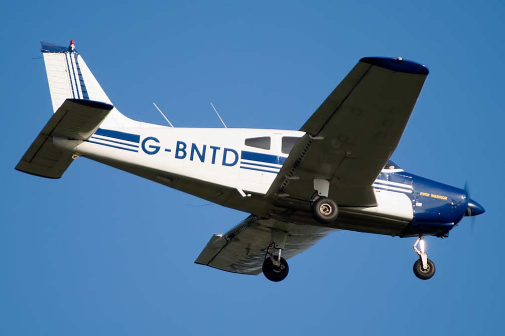 Our Aircraft | Doncaster Sheffield Flight Training